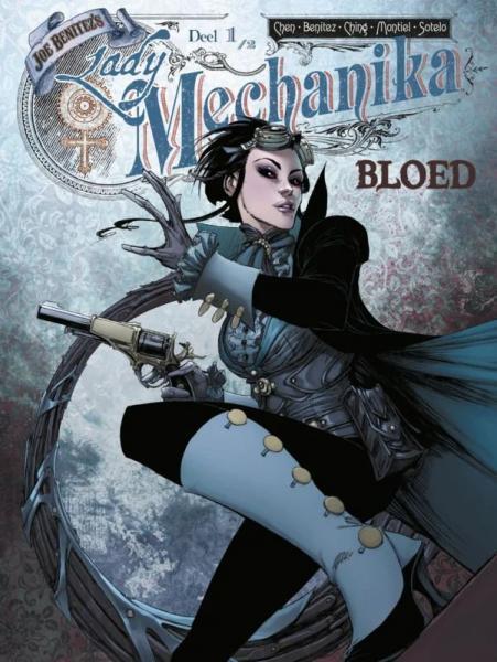 Lady Mechanika: Bloed 1 Deel 1