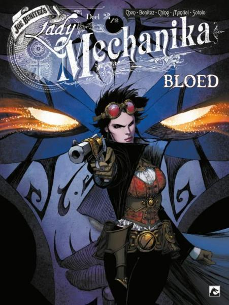 Lady Mechanika: Bloed 2 Deel 2