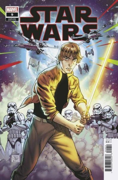 Star Wars (Marvel) B9 Operation Starlight, Part 1: The Ancient Relic