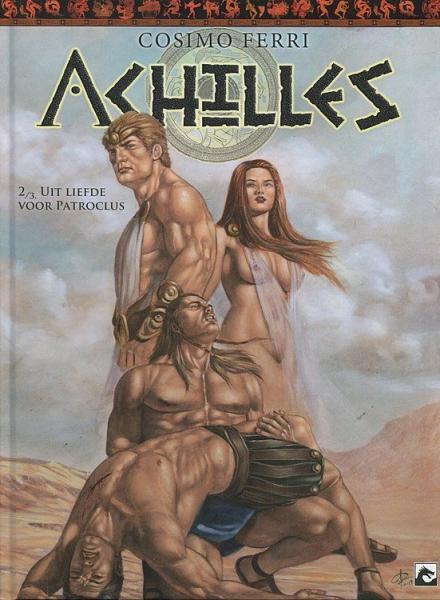 Achilles 2 Uit liefde voor Patroclus