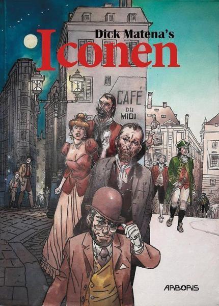 Iconen 1 Iconen