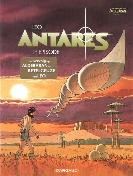 Antares 1 1e Episode