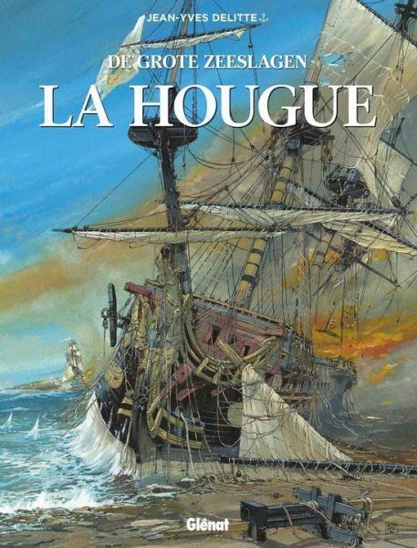 De grote zeeslagen 13 La Hougue