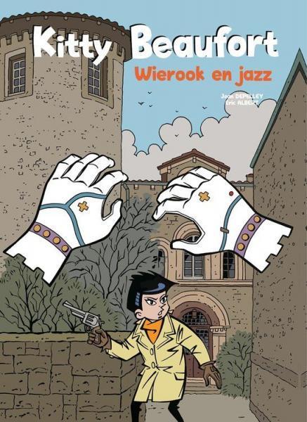 Kitty Beaufort 2 Wierook en jazz