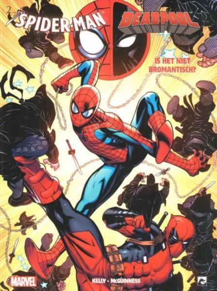 Spider-Man vs Deadpool 2 Is het niet bromantisch?, deel 2