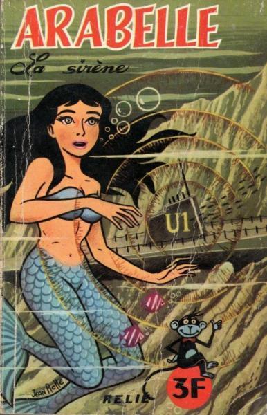 Arabelle la sirène INT 2 Album relié 2
