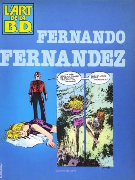 L' art de la B.D. 2 Fernando Fernandez