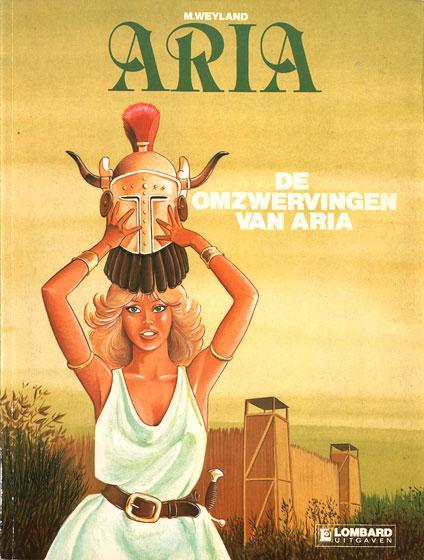 Aria 1 De omzwervingen van Aria
