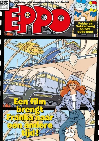 Eppo - Stripblad 2021 (Jaargang 13) 5 Nummer 5