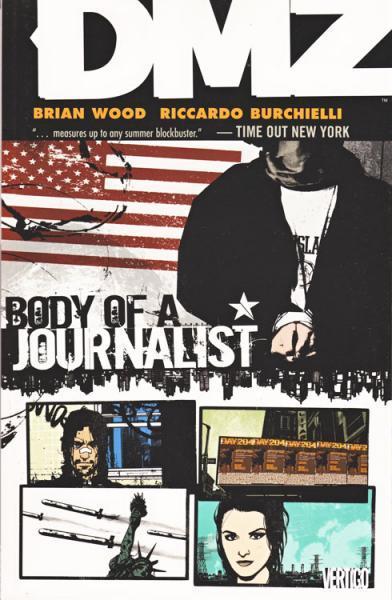 DMZ INT 2 Body of a Journalist