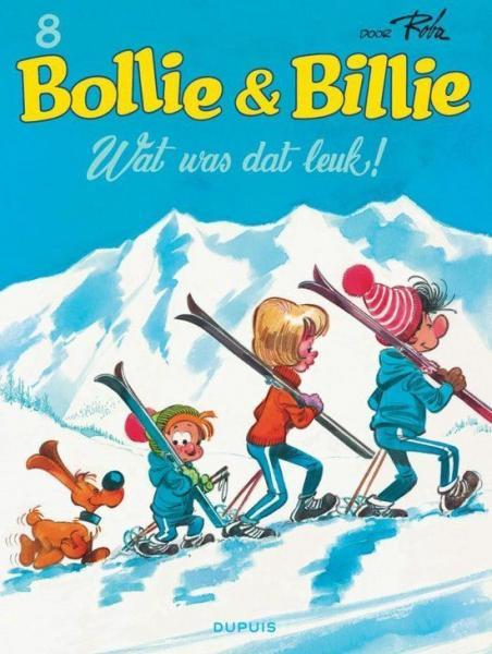 Bollie & Bilie (Relook - Vernieuwde uitgave) 8 Wat was dat leuk!