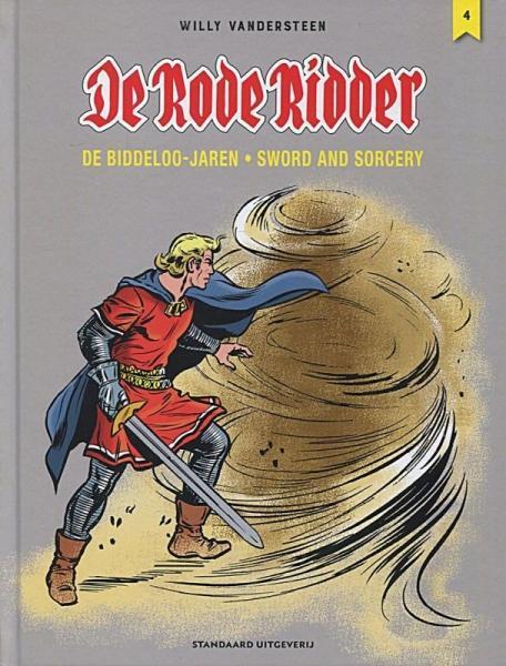 De Rode Ridder: De Biddeloo jaren - Sword and sorcery 4 Deel 4