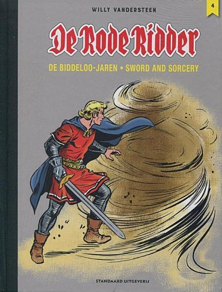 De Rode Ridder: De Biddeloo jaren - Sword and sorcery 4 Deel 4