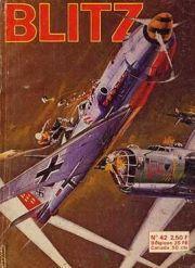 Blitz (Edi Europ/SNEC/SEPP) 42 L'espadon volant