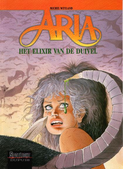 Aria 28 Het elixir van de duivel