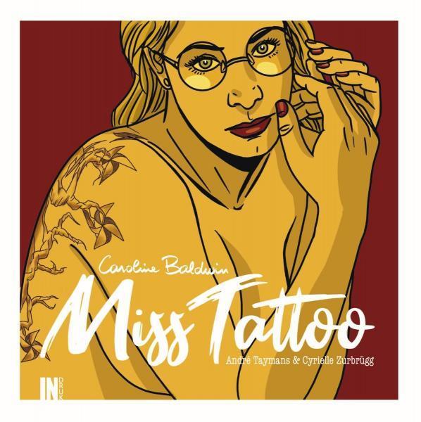 Caroline Baldwin (Nederlands) S1 Miss Tattoo