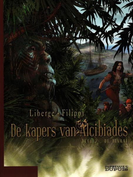 De kapers van Alcibiades 2 De rivaal