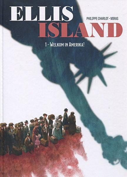 Ellis Island 1 Welkom in Amerika!