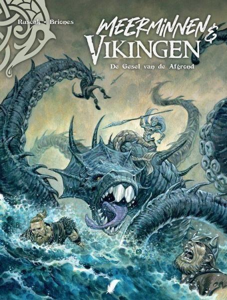 Meerminnen & Vikingen 1 De gesel van de afgrond