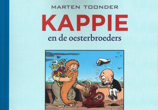 Kappie (Stripstift) 99 Kappie en de oesterbroeders