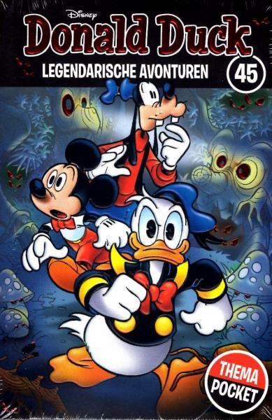 Donald Duck dubbelpocket extra 45 Legendarische avonturen