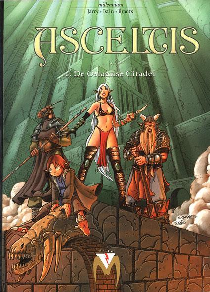 Asceltis 1 De Oslaanse Citadel