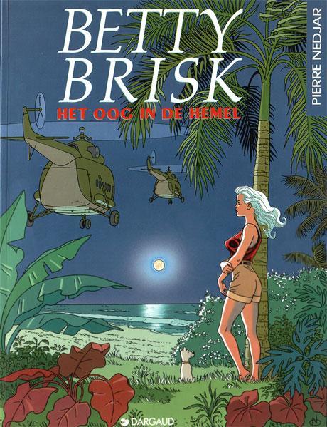 Betty Brisk 1 Het oog in de hemel