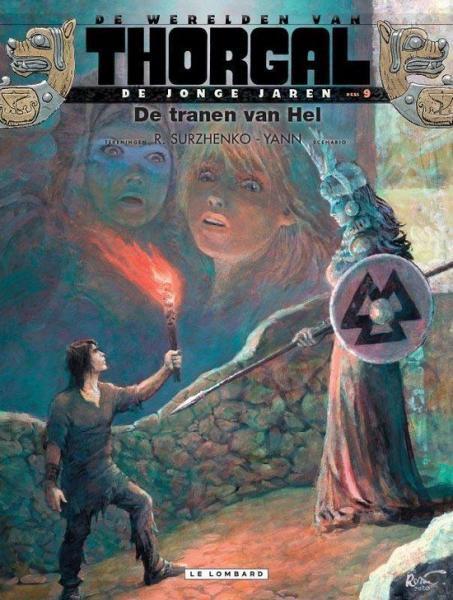 De werelden van Thorgal - De jonge jaren 9 De tranen van Hel