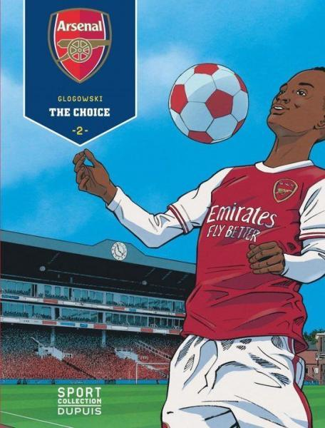 Arsenal 2 The choice