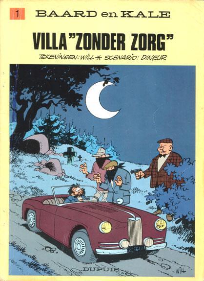 """Baard en Kale 1 Villa """"Zonder Zorg"""""""