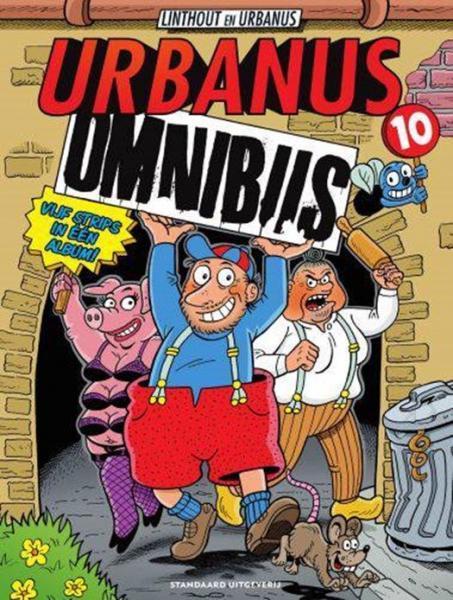 Urbanus - Omnibus 10 Deel 10
