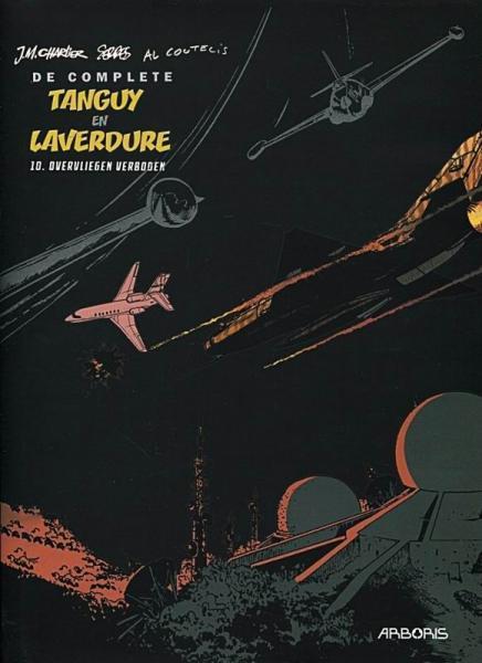 De complete Tanguy en Laverdure 10 Overvliegen verboden