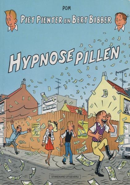 Piet Pienter en Bert Bibber 26 Hypnose pillen
