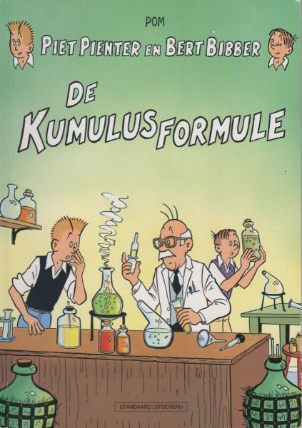 Piet Pienter en Bert Bibber 6 De kumulus formule