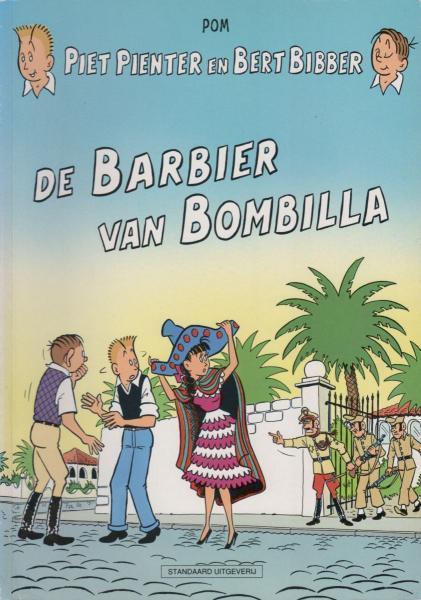 Piet Pienter en Bert Bibber 15 De barbier van Bombilla
