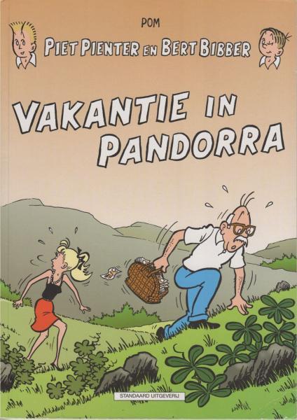 Piet Pienter en Bert Bibber 44 Vakantie in Pandorra