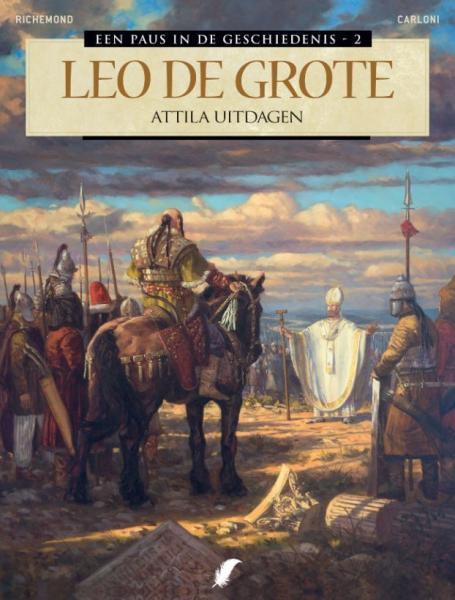 Een paus in de geschiedenis 2 Leo de Grote - Attila uitdagingen