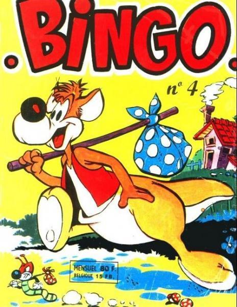 Bingo (Ray-Flo) 4 A voleur, voleur et demi...