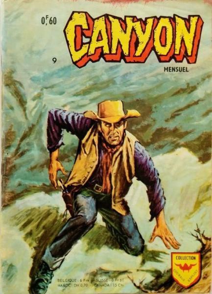 Canyon 9 Tome 9