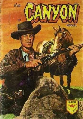 Canyon 10 Les voleurs de bétail