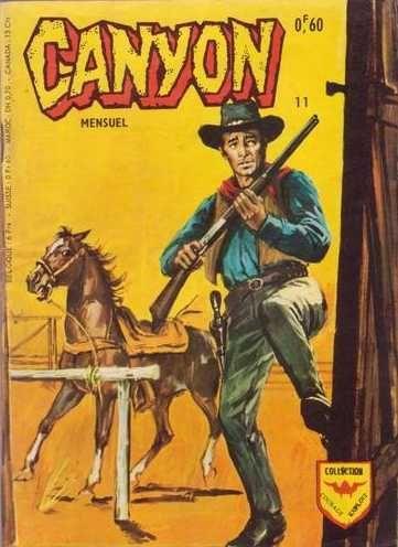 Canyon 11 L'accusé