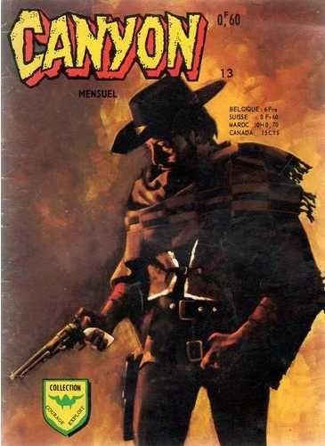 Canyon 13 Les bandits de la frontière
