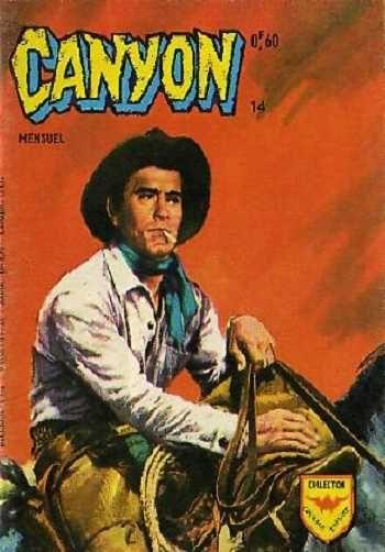 Canyon 14 Le village sans shérif