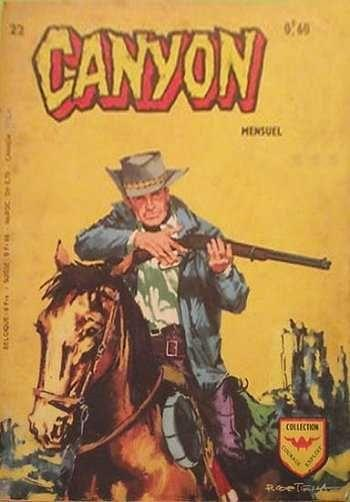 Canyon 22 L'échec de Zamora
