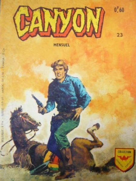 Canyon 23 Tel est pris qui croyait prendre