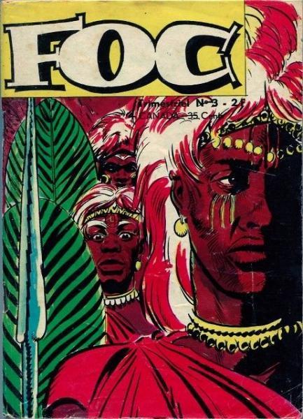 Foc (Jeunesse et Vacances) 3 L'aigle des 7 mers - Le marchand d'esclaves