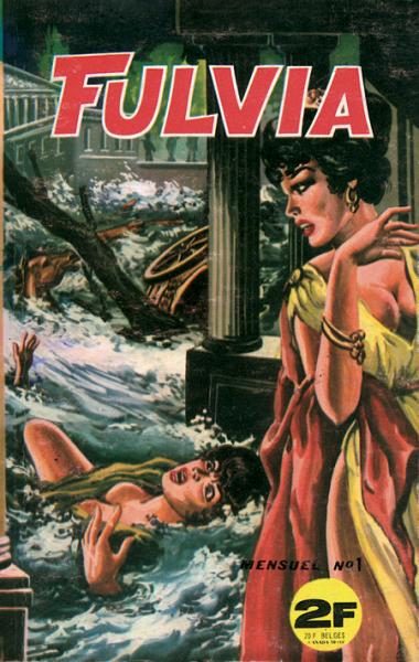 Fulvia 1 La capture de Fulvia