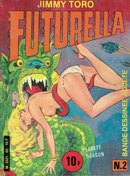 Futurella 2 Planète dragon