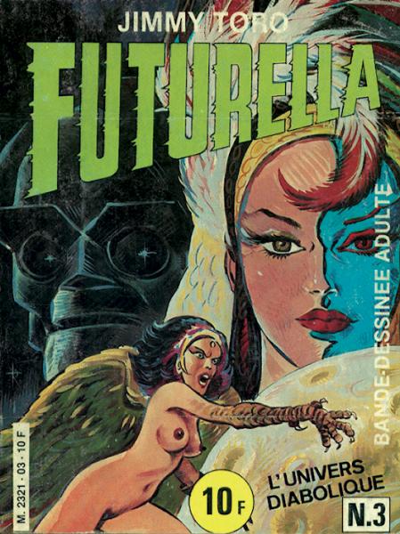 Futurella 3 L'univers diabolique