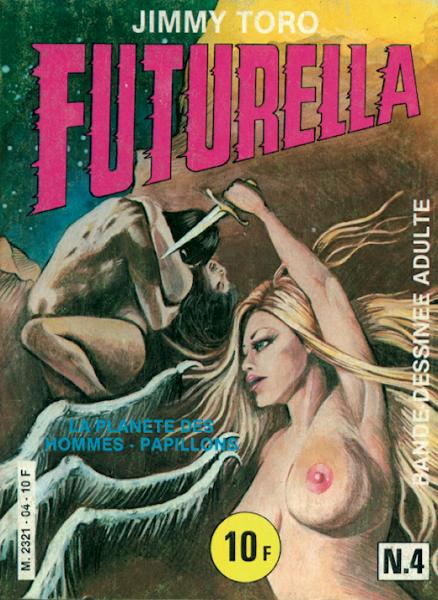 Futurella 4 La planète des hommes-papillons